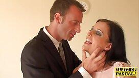 رجل كبير شغل مع فتاة في جوارب في الشواء افضل موقع سكس اجنبي