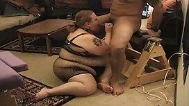 أسود و الأوروبي تقلى فتاتين في جميع موقع سكس اجنبى الثقوب على الأريكة